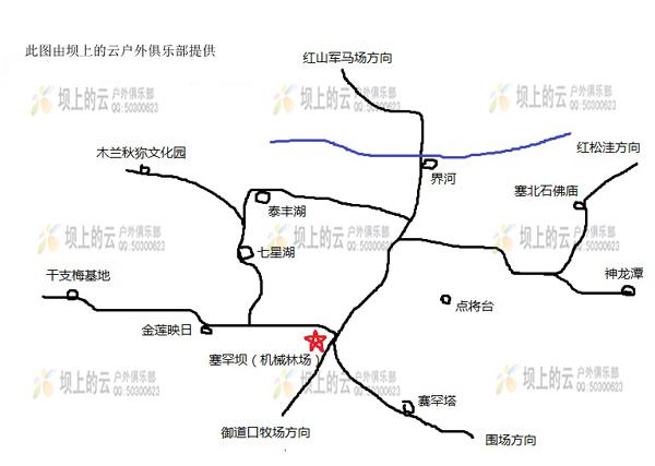 南阳森林公园地图